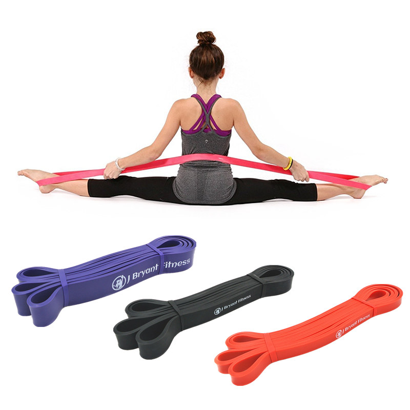 Athletic Ballet Stretch Resistance Rubber Bands For Dance Gymnastics Pilates Bodybuilding Training Equipment Pull Up Strengthen