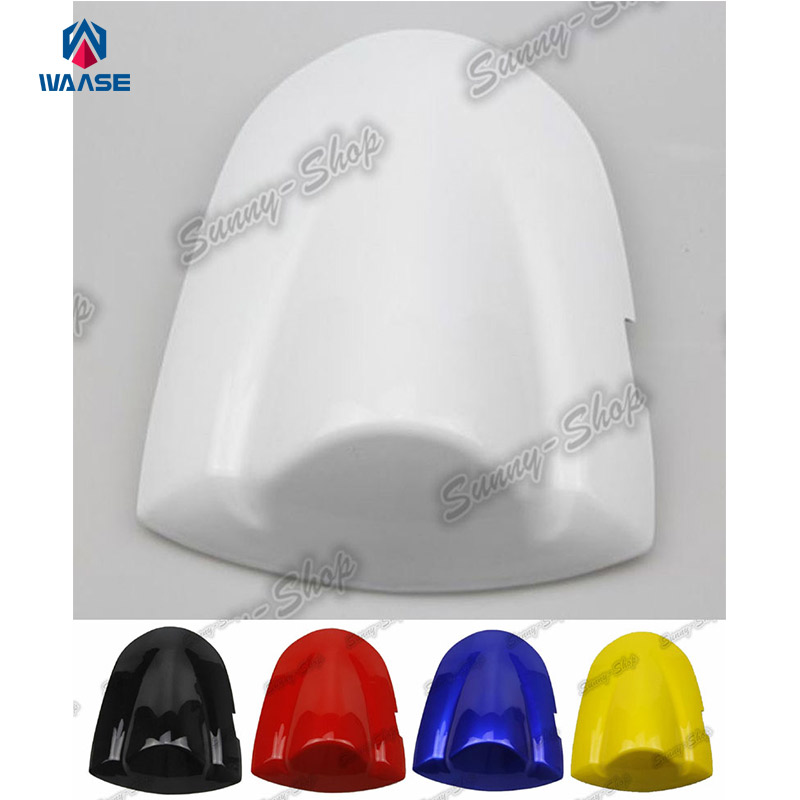 Motorcycle Rear Seat Pillion Passenger Cover Tail Section Solo Fairing Cowl For Suzuki GSXR600 GSXR750 GSXR 600 750 2006 2007 aftermarket free shipping motorcycle parts eliminator tidy tail for 2006 2007 2008 fz6 fazer 2007 2008b lack