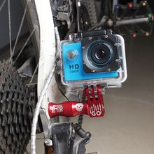 Bicycle Cycling Sports Camera Holder Fixed Gear MTB Bike Universal Rack Mount Support Quick Release Fixing  Recorder Supplies