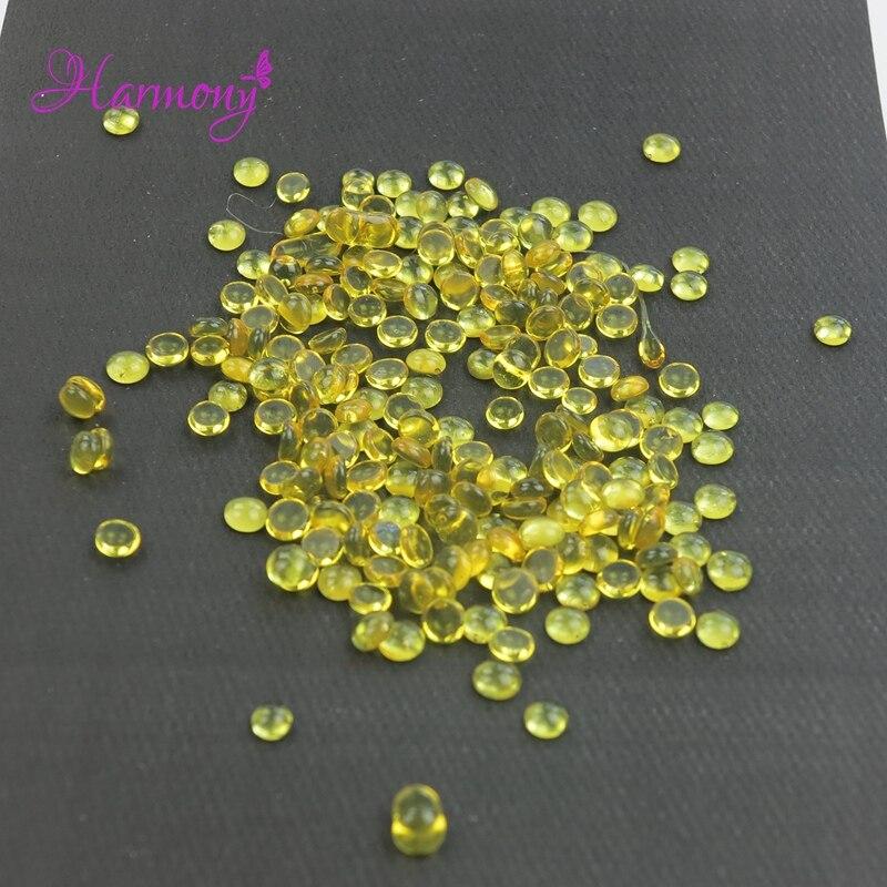 200 г/пакет белый черный желтый коричневый клея кератина гранулы/Бусины/зерна для предварительного человеческих Химическое наращивание вол...