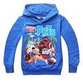 NewChildren толстовки Мальчика sweatershirt длинным рукавом Тайной жизни домашних животных рубашки для детей 4Y 6Y 8Y 10Y 12Y camiseta infantil
