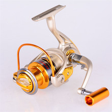 High Quality Metal Head Spinning Wheel Fishing Reel 11Bearing FC1000-7000 Casting Reel Spinning Fishing Gear