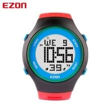 EZON Women Sports Watch Digital Waterproof 30M Military Watches Student Girl Fashion Alarm Multifunctional Wristwatches Hours цены онлайн