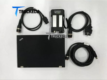 for Volvo VOCOM II +T420 laptop (PTT 2.7.2  in development model) truck excavator diagnostic