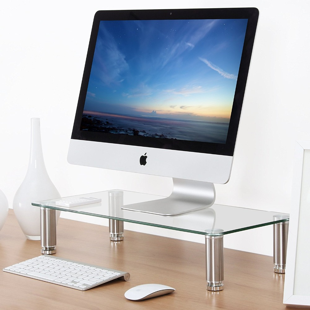 Fitueyes 8mm Monitor Desk Mount Arm Computer Monitor