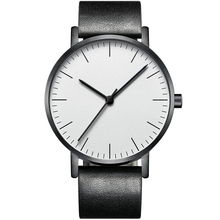 SEKARO Switzerland watches men luxury brand simple neutral fashion trend quartz male watch waterproof Korean popular style
