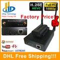 Melhor H.265 HEVC/H.264 AVC Wifi HDMI IPTV streaming Codificador para streaming ao vivo Transmitido via suporte wowza RTMP, youtube facebook.