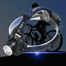 Anjoet Head light Cree XM-L L2 T6 led 1198LM Rechargeable Headlamp Zoom Headlights lamp lights+18650 battery+AC Car USB Charger shustar cree xml t6 headlights headlamp zoom waterproof 18650 rechargeable battery led head lamp bicycle camping hiking light
