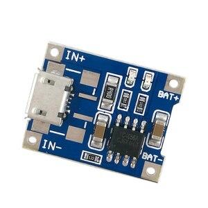 Image 5 - MCIGICM 450 pièces TP4056 1A Lipo batterie chargeur Module batterie au lithium bricolage MICRO Port Mike USB offre spéciale