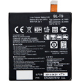 Nueva 2300 mah li-ion batería para lg nexus 5 e980 original bl-t9 nexus g d820 d821 bl blt9 t9 teléfono móvil bateria acumulador
