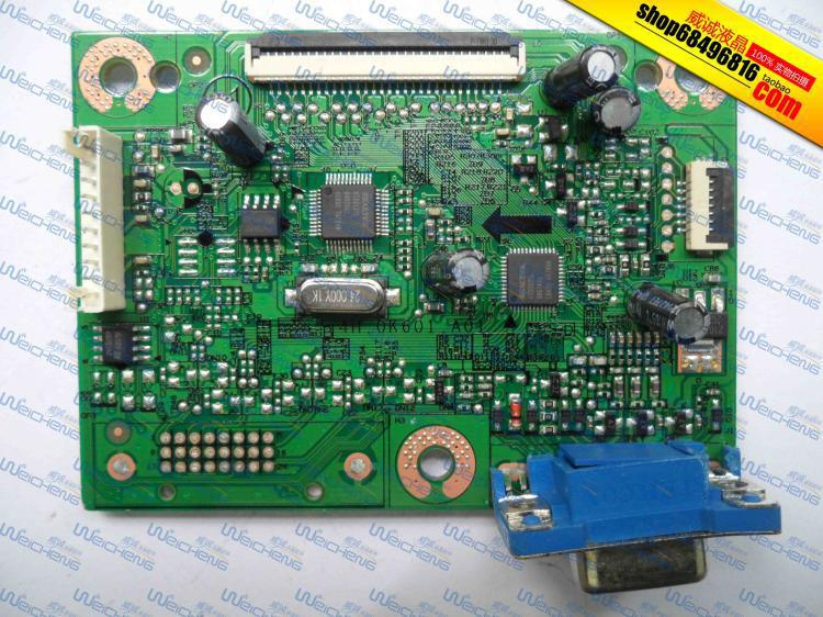 Free Shipping> V173 driver board RTD2122 logic board 4H.0K601.A01-Original 100% Tested Working free shipping 2407fpw 2407wfp power supply board 4h l2k02 a01 24 inch original 100% tested working