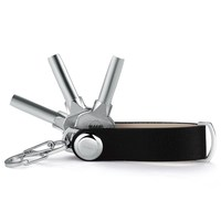 Modern Brand New 2017 Genuine Leather Smart Key Organizer Holder Key Chain Key Wallet Famous Designer