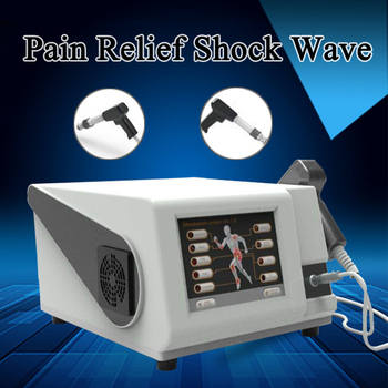 Extracorporeal Shock Wave Therapy Pneumatic Shockwave Therapy For Shoulder Pain Treatment Health Care Massage Machine CE