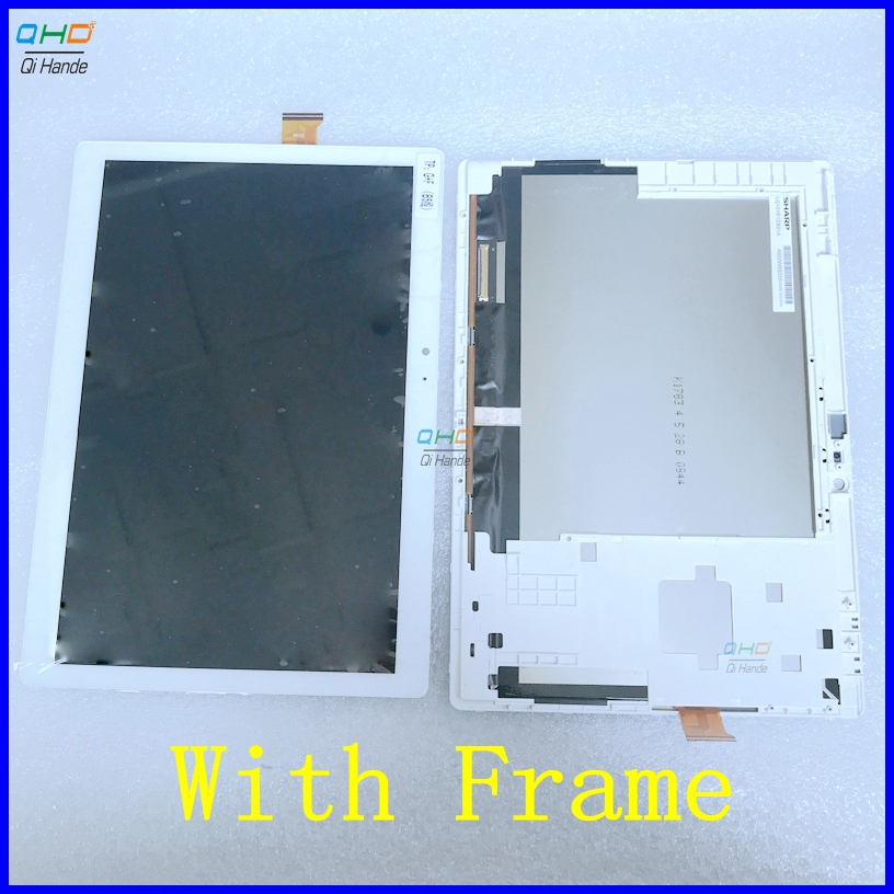 1pcs/lot Original New 10.1 inch Ttablets LCD Screen for Teclast Master T10 lcd display with touch screen panel digitizer Sensor new lcd screen with touch screen for teclast master t8 t 8 tablet touch screen panel digitizer sensor replacement lcd display