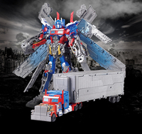 55CM Transformation Deformation Robot Car High Quality Optimus Prime Toy Action Figures Tobot Toys For BOYS