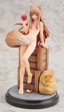 23cm Sexy Spice and Wolf Anime Action Figure PVC Collection toys for christmas gift free shippping(China)