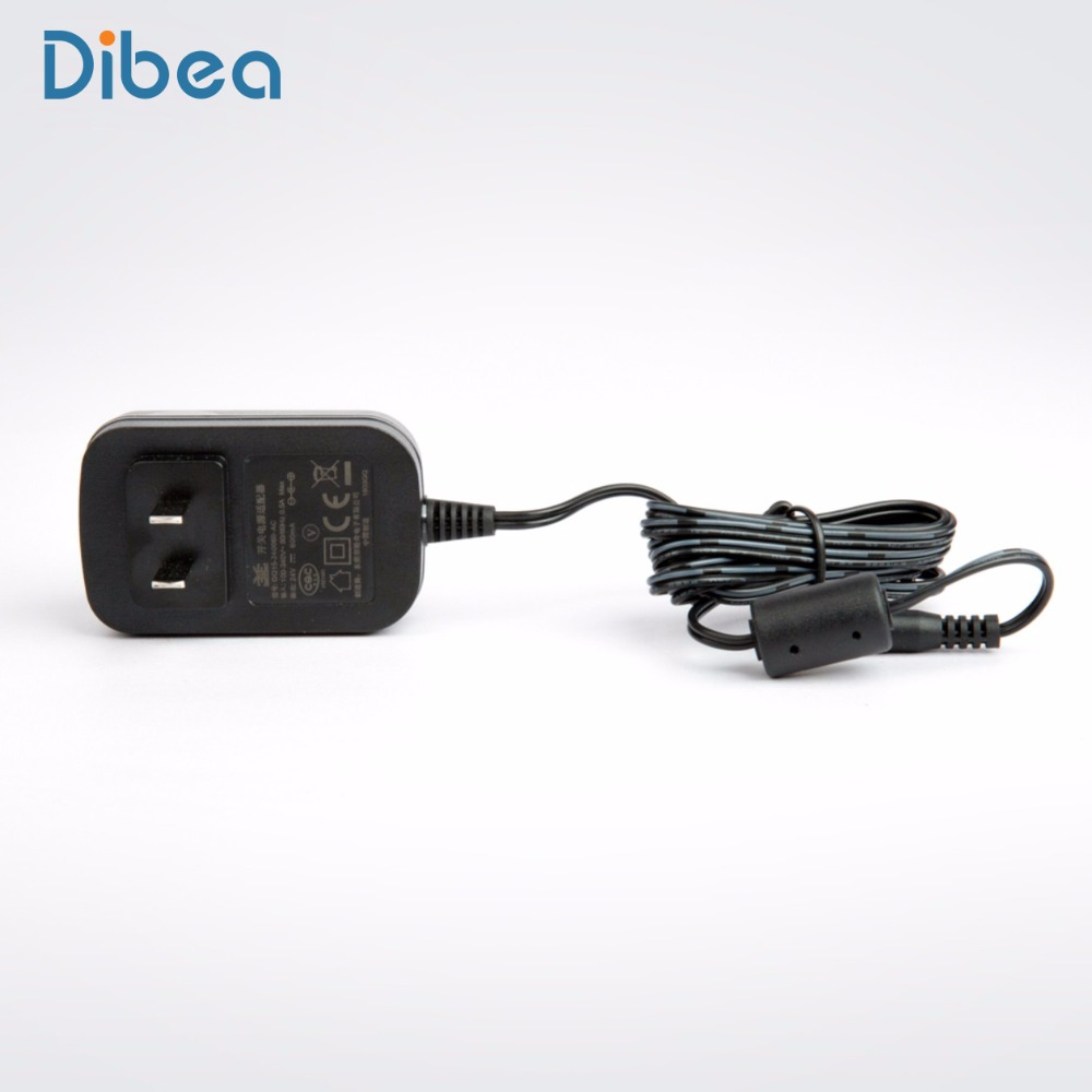 Adapter AC For Dibea D900 Pets Friendly Cleaner One Click Touch Smart Scheudle Cleaning Robot