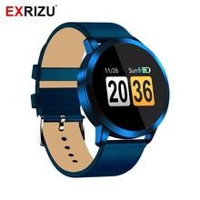 EXRIZU Style Good Watch Good Health Bracelet Life Waterproof Coronary heart Price Monitor Blood Strain Bluetooth Good Wristband