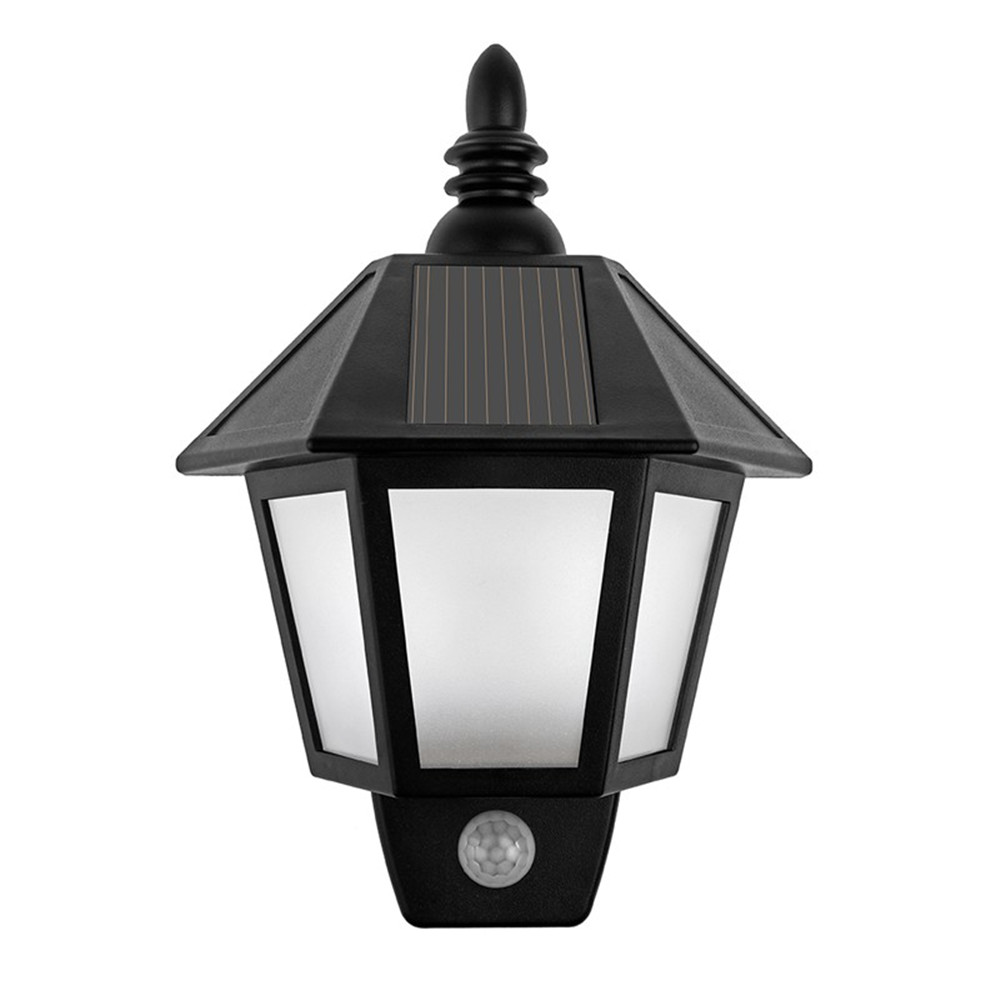 LED Solar Light Motion Sensor Outdoor Waterproof Activated Hexagonal Wall Lamp Garden Automatically ON at Night Path Lighting solar lamps 150 led motion sensor waterproof garden energy light outdoor floodlight human body lamp lighting security leds path