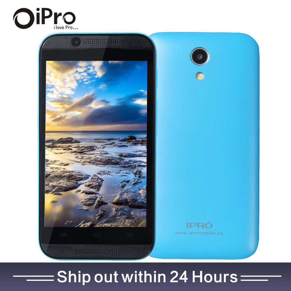 Original Ipro WAVE 4 0 MTK6572 Dual Core Smartphone Celular Android WCDMA Unlocked Mobile Phone 512M