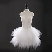 NEW Off The Shoulder Girl Dress Mini Short Dress Cocktail Dresses 2014 BALL Gown FREE SHIPPING
