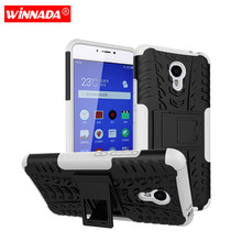 Heavy Duty Armor Hybrid Hard Plastic Stand Case For Meizu M3S Mini M3 M5 M2 Note Phone Cover For Meilan 3 3S Mini 5 2 Note Cases phone parts 100% new meizu m2 note touch screen outer glass screen for meilan m2 note 5 5 inch m2 mini 5 0 inch
