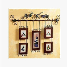 Specials, wrought iron frame, frame /, frame/frame, phase