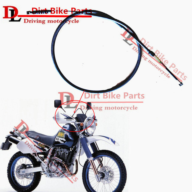 Motorcycle Accessories Clutch Control Cable Wire For SUZUKI Djebel ...