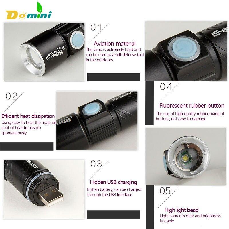 Lanternas e Lanternas com bateria cree led torch Modelo de Contas Led : Cree Xpe