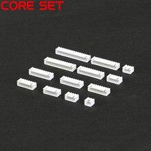 50 шт./лот XH2.54 контактный разъем 2P 3P 4 P 5P 6P 7P 8P 9P 10P 11P 12P 13P 14P 16P 2,54 мм Шаг XH для печатной платы