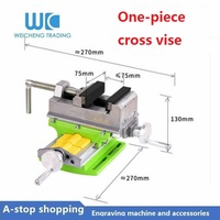 Bench Drill Mount Mini Micro Multi Function Milling Machine Precision Cross Slide Table Workbench