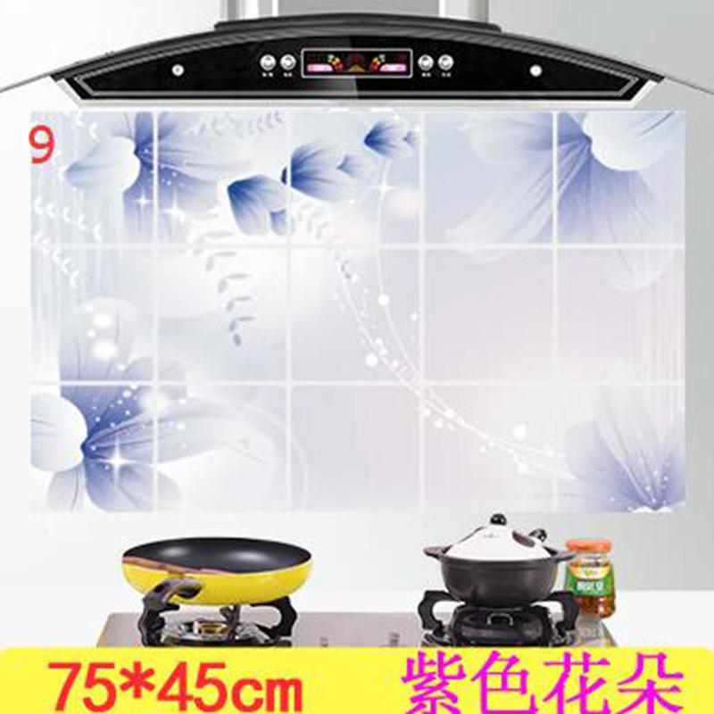 HTB1JZtCOXXXXXc7aXXXq6xXFXXXQ - kitchen Anti-smoke Decorative wall sticker Resistant to high aluminum foil tiles cabinet