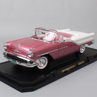 1 18 scale Road Signature GM 1957 Olds mobile Super88 roadster classics coupe cars Diecasts & Toys Vehicles car models Replicas
