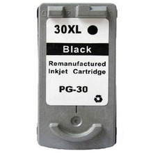 1PK PG 30 Black ink cartridge for Canon PIXMA iP1800 iP2600 MP140 MP210 MP470 MX300 MX310