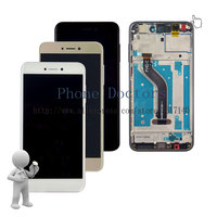 5 2 New Full LCD DIsplay Touch Screen Digitizer Assembly Frame Cover For Huawei Honor 8