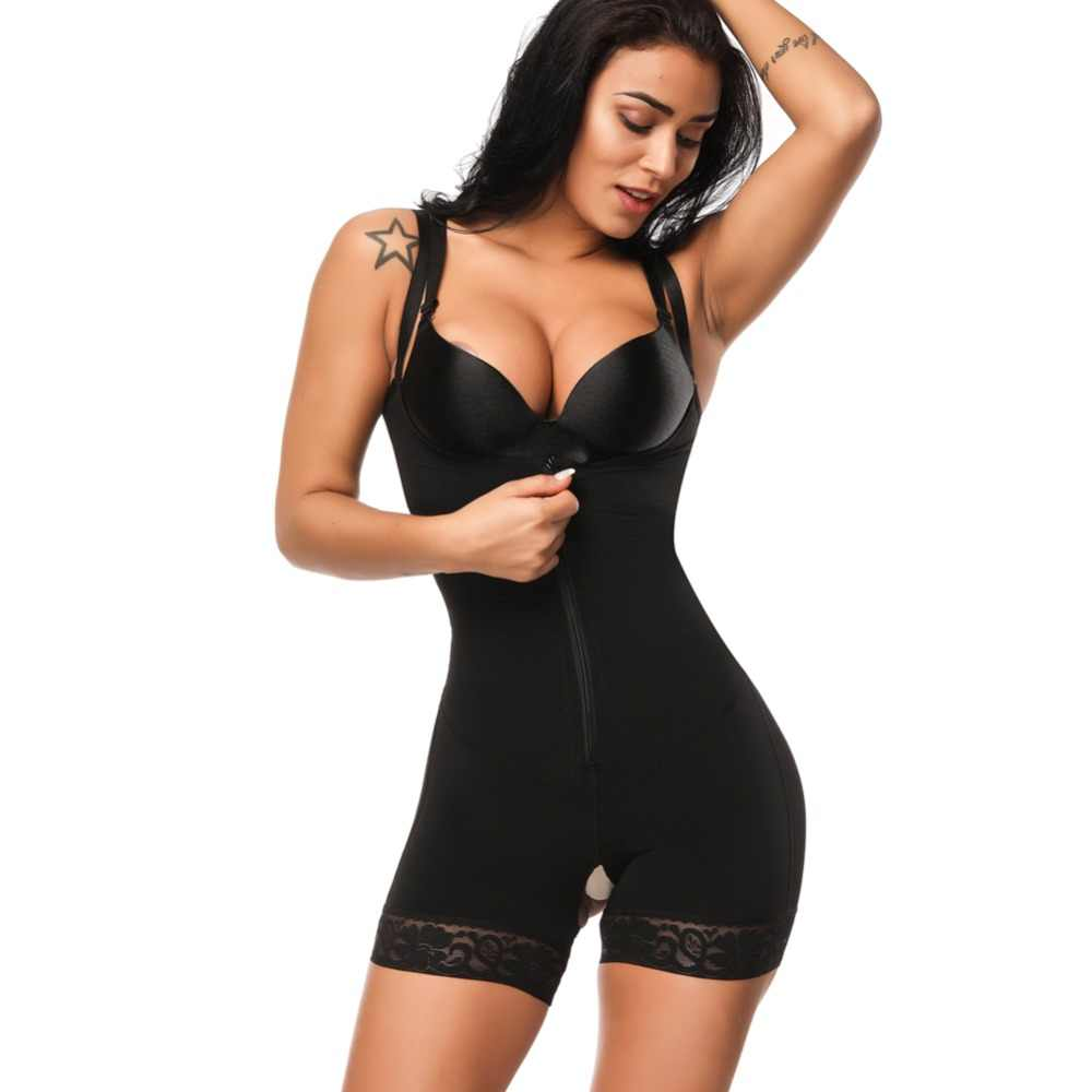 2f2198f2c19 Lover-Beauty Full Thigh Body Shaper Butt Lifter Thigh Reducer Trainer  Modeling Strap Control Shapewear