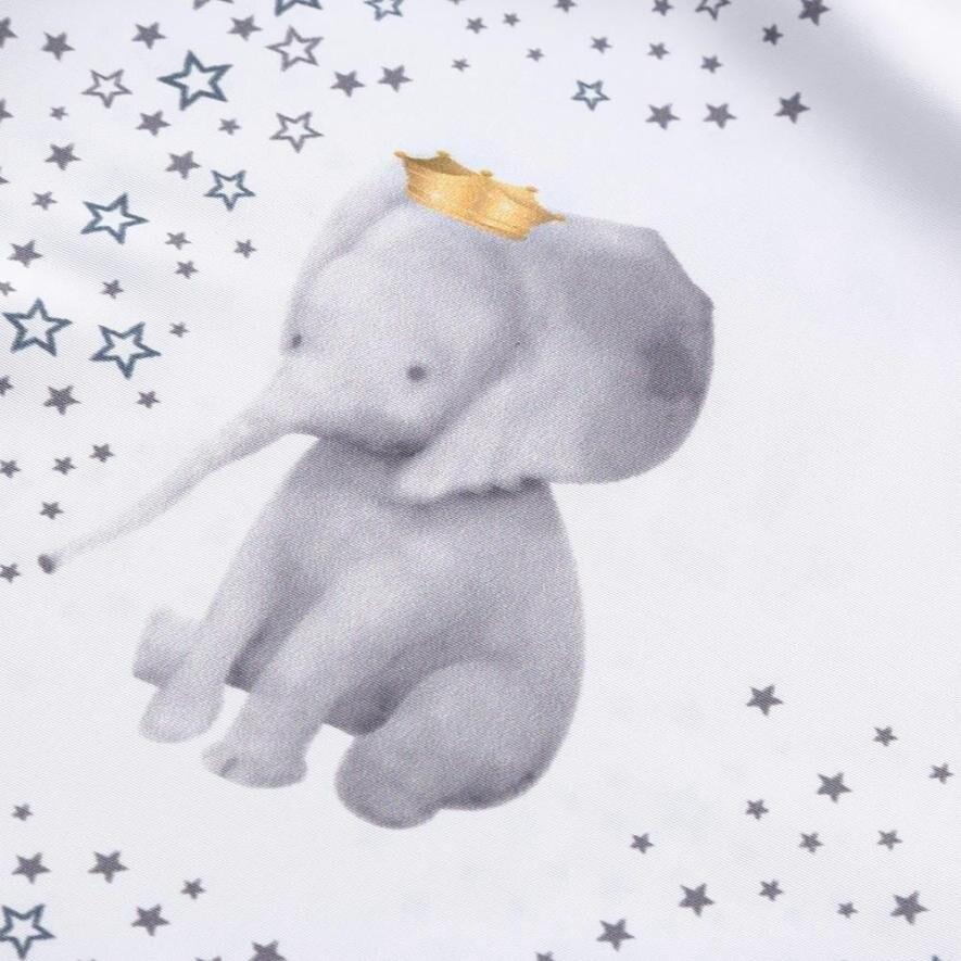 944ed9002 Toddler Infant Baby Girls Dress Stars Elephant Print Dresses ...