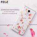 Pzoz xiaomi redmi note 3 pro caso bonito dos desenhos animados capa de silicone xiomi redmi note 3 luxo soft shell xiami originais redmi note 3