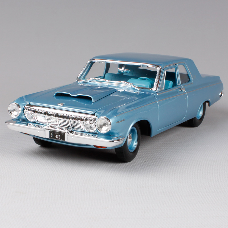 Maisto 1:18 1963 Dodge 330 Retro Muscle Car Diecast Model Car Toy New In Box Free Shipping 31652 maisto 1 18 1952 citroen 2cv retro classic car diecast model car toy new in box free shipping 31834