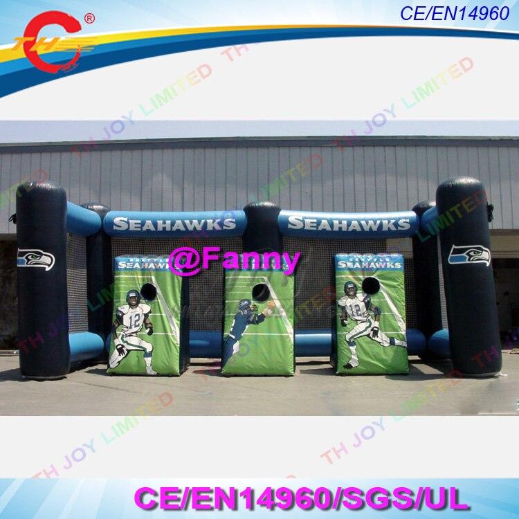 Aliexpress Com Buy G319 Soccer Shooting Custom: Free Air Shipping To Door,American Football Toss Game