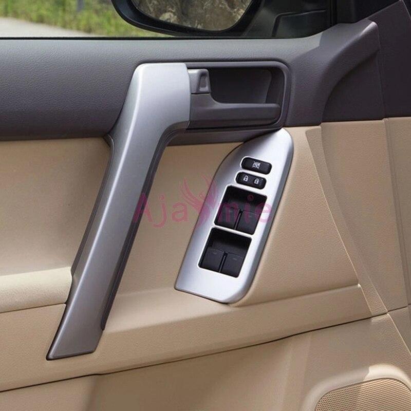 For Toyota Land Cruiser 150 Prado FJ150 2010-2017 Interior Door Handle Bowl Trim