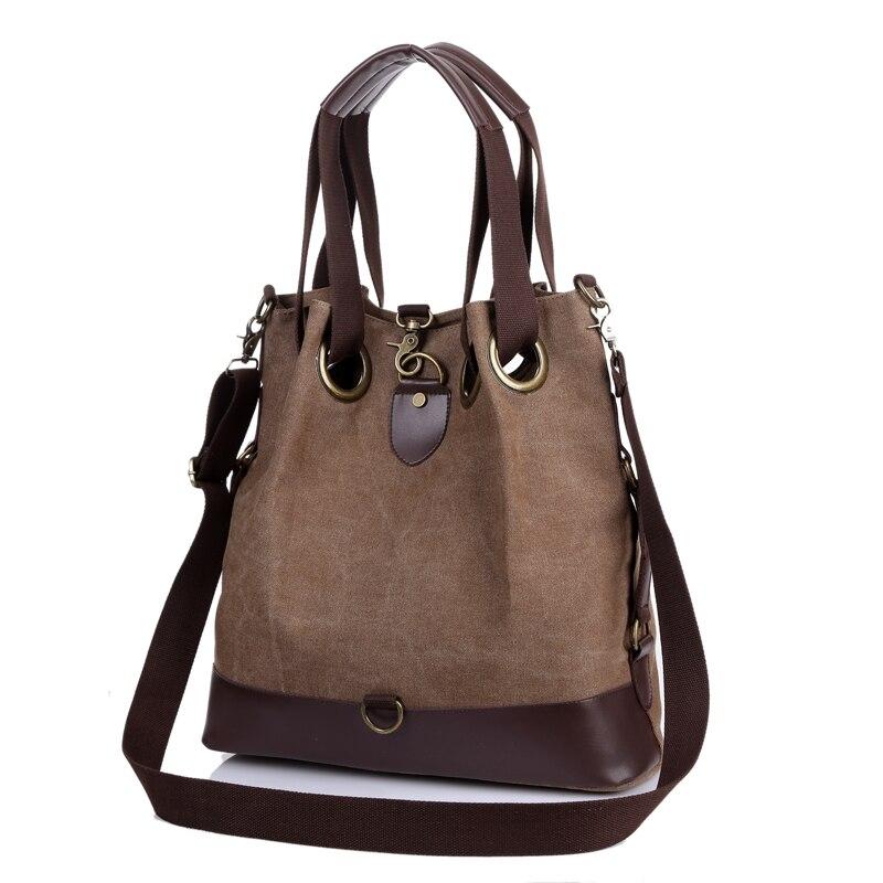 Designer Canvas Tote Bags Women Handbags Patchwork Women Shoulder Bag New Fashion Sac a Main Femme De Marque Casual Bolsos Mujer