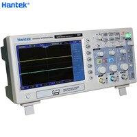 Hantek dso5202p 디지털 스토리지 오실로스코프 usb 200 mhz 대역폭 2 채널 1gsa/s 7 인치 tft lcd pc 레코드 길이 40 k|오실로스코프|   -