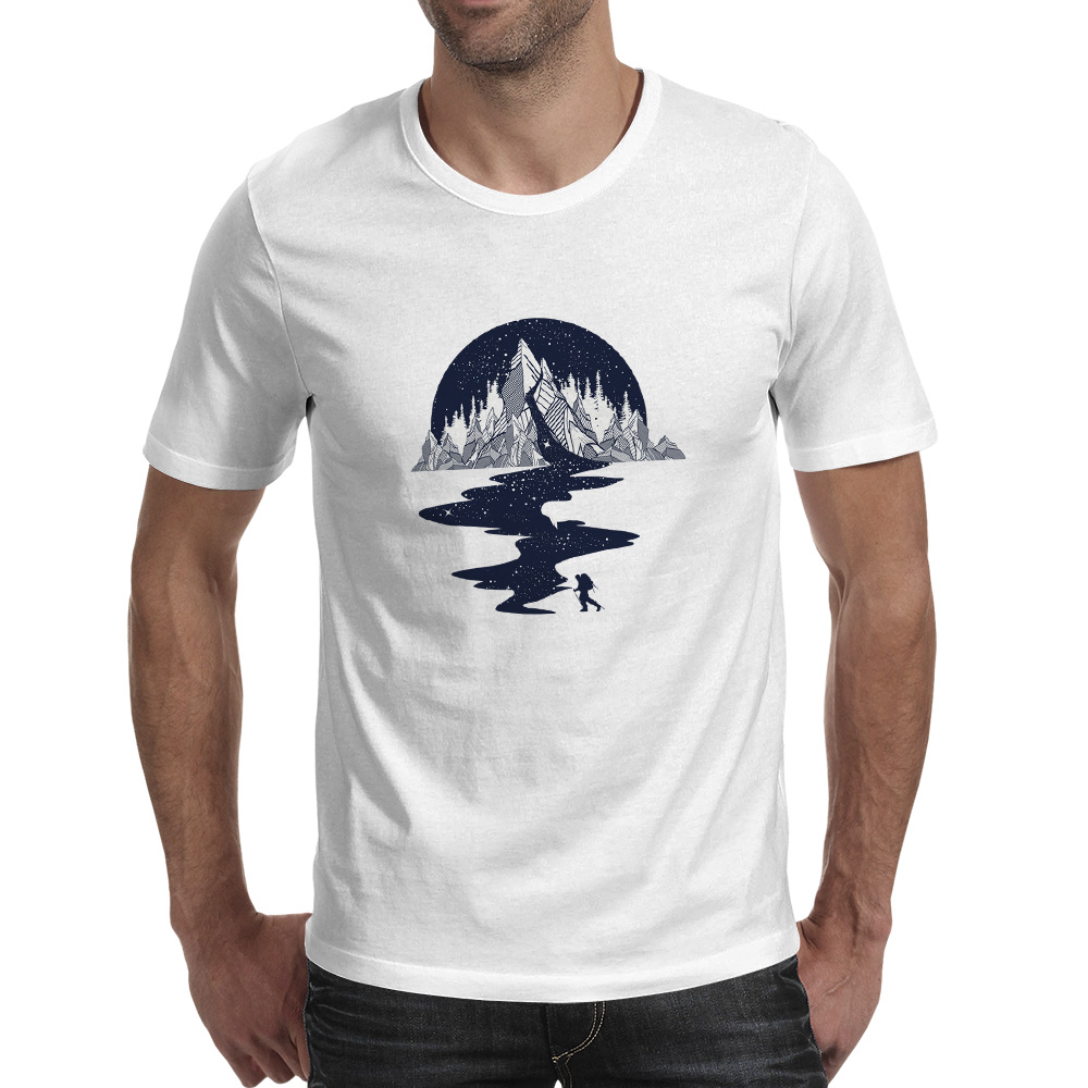 To The Mountain T Shirt Design Funny Pop T-shirts