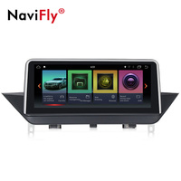NaviFly IPS ID7 2G+32G Android 7.1 car radio multimedia player for BMW X1 E84 2009 2015 support wifi Bluetooth RDS