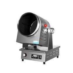Duża handlowa smażona maszyna do ryżu automatyczna inteligentna kuchenka elektryczna Roller kuchenka do kuchni SMK-01