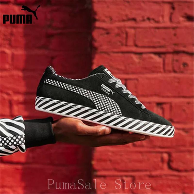 3843d78cbcb5 PUMA Suede Classic Pop Culture 50 Sneakers BTS 367776 02 Men And ...