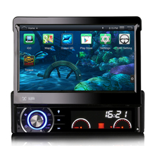 7″ Quad Core Android 4.4.4 1024*600 Single One 1 Din Car Radio DVD GPS Navigation Central Multimedia WIFI Bluetooth Handsfree
