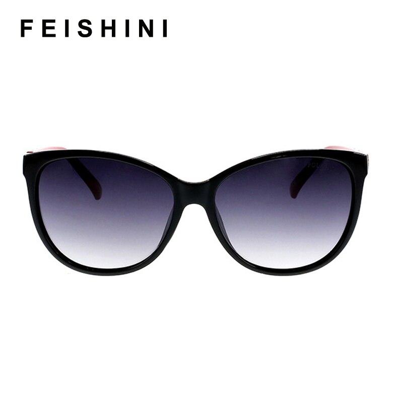 Feishini Lüks Polaroid UV400 Günəş - Geyim aksesuarları - Fotoqrafiya 3