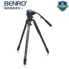 DHL New gopro Benro A373TS6 S6 hydraulic ball head dual Bird Watching Tripod camera photography  wholesale
